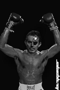 Election Battle: Blair